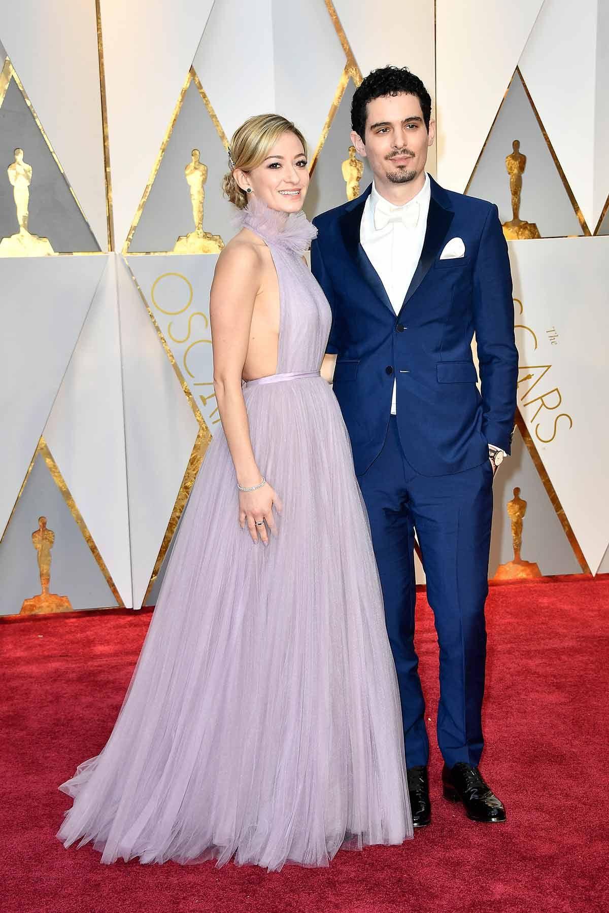 La Alfombra Roja De Los Premios Oscar 2017 Vestido De Famosa Vestidos Para El Oscar Vestidos De Alfombra Roja