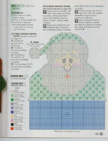 Pattern Leaflet #87T53 Annie/'s Attic Pretty Place Mats