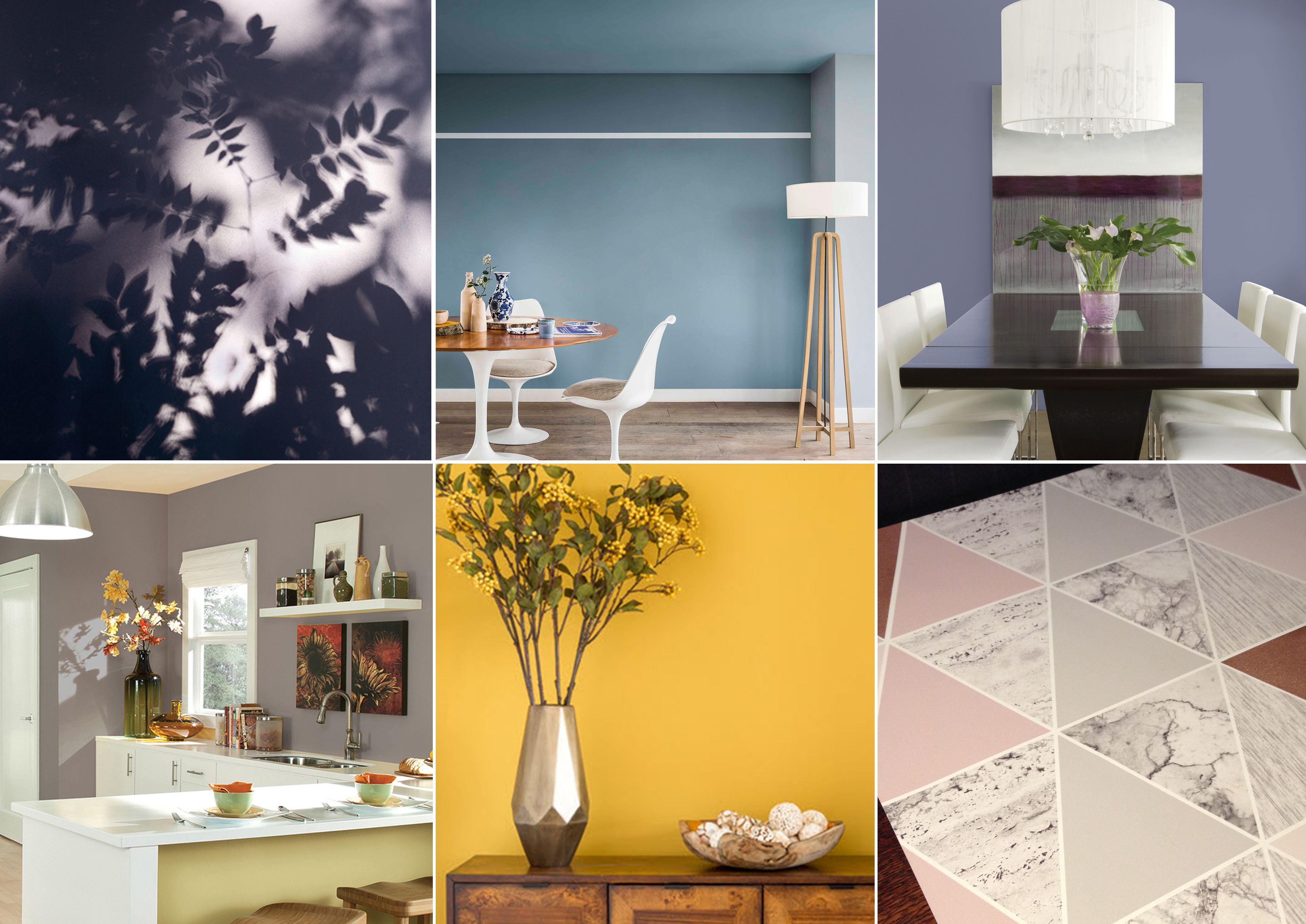 Interior Design Colour Trends: The New Hues for 2017 via ...