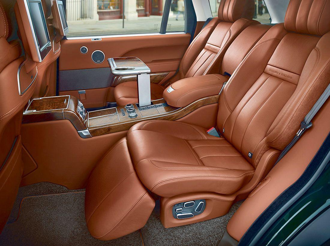 Land Rover et Holland & Holland créent le Range Rover le plus ...
