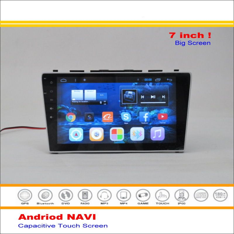 Car Android Gps Navi Navigation System For Honda Cr V Crv 2007