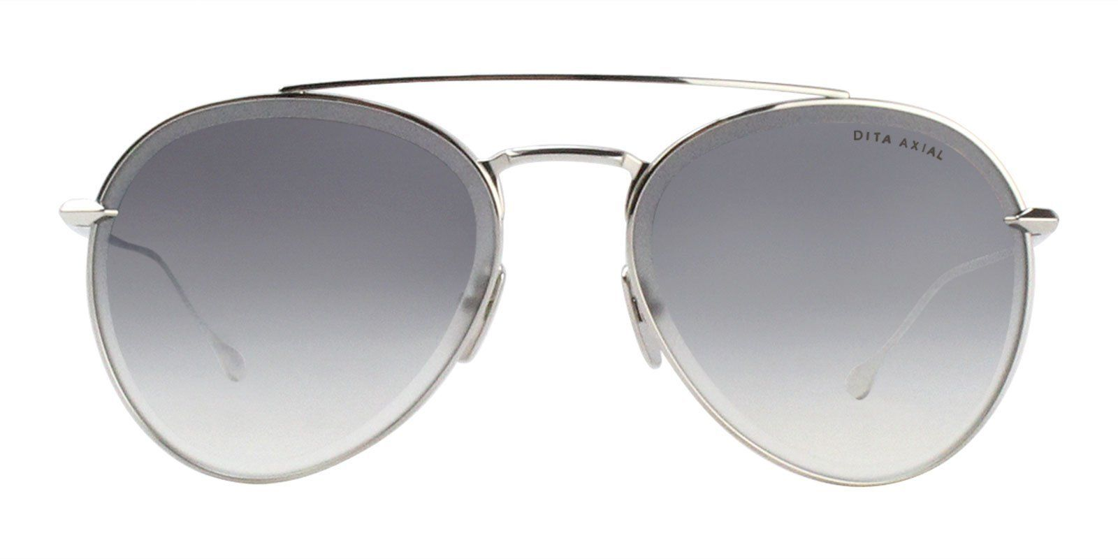 44310b5011e Dita - AXIAL Silver - Dark Grey to Clear - Silver Flash sunglasses ...