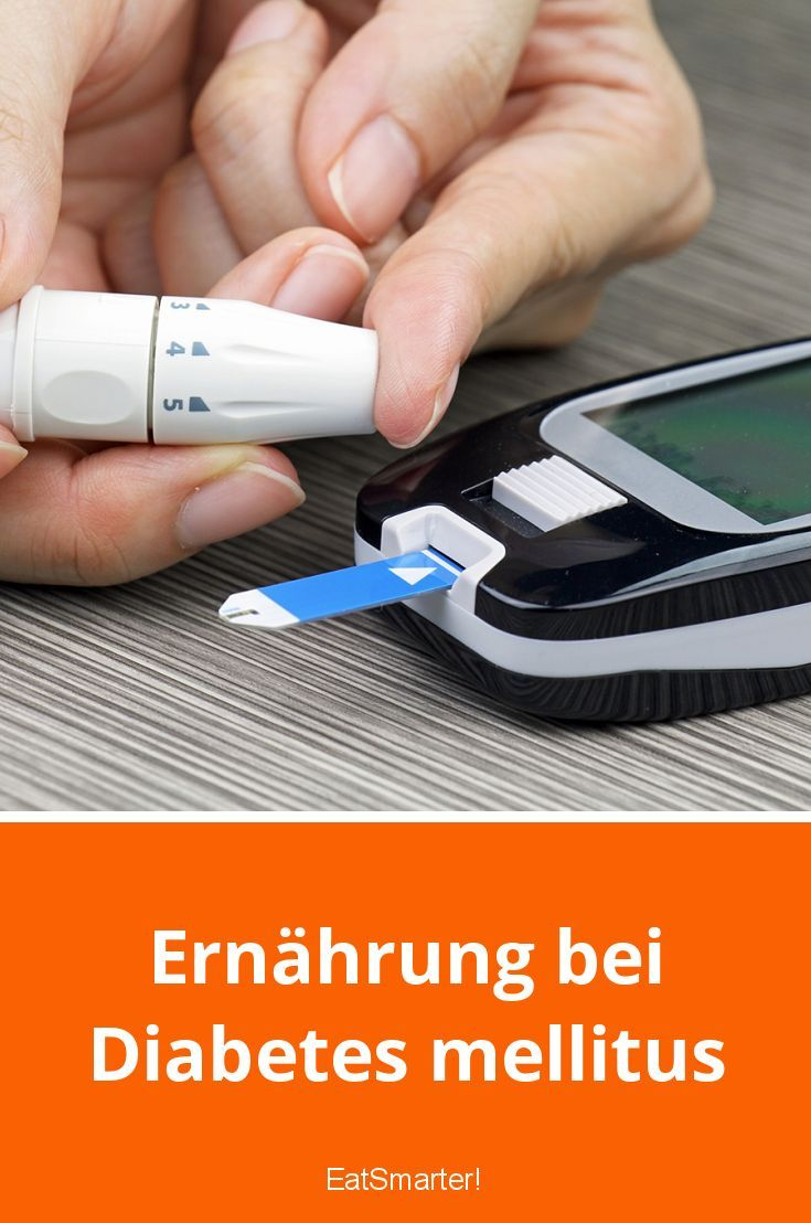 Photo of Ernährung bei Diabetes mellitus