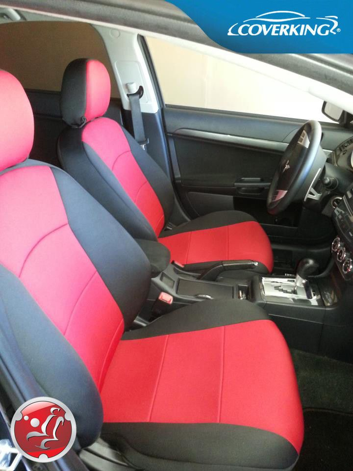Coverking Neosupreme Ultra Custom Fit Front Seat Covers For Jeep Renegade