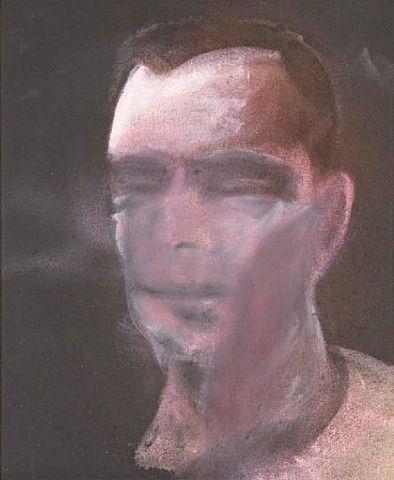 Francis Bacon, Retrato de José Capelo