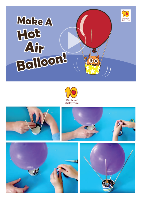 Hot air balloon hot air balloons air balloon and craft for Air balloon games