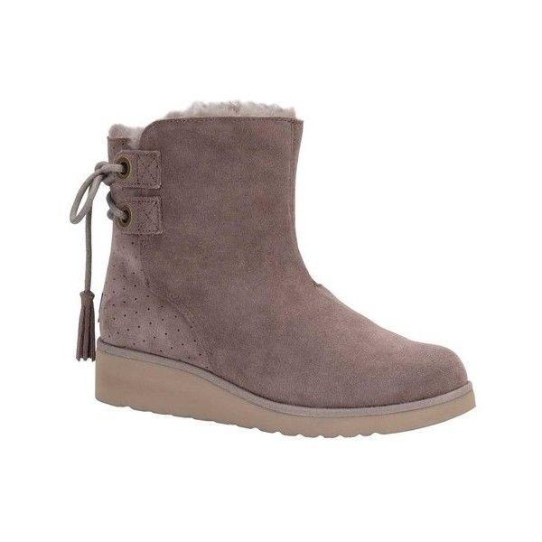 Visa Payment Cheap Price Koolaburra by UGG Lomia Short Boot(Women's) -Chestnut Suede Big Sale Sale Online Sale Shop Offer Discount Lowest Price dMhpC3