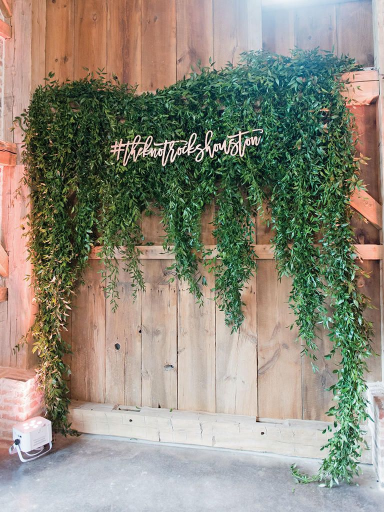 5 New Party Trends to Steal for Your Wedding is part of Wedding hashtag - They haven't hit Pinterest yet, but they definitely will