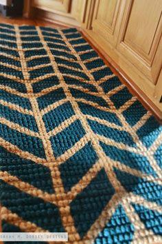100 Rug Stenciling Patterns Diy Rug Painted Rug Chevron Rugs