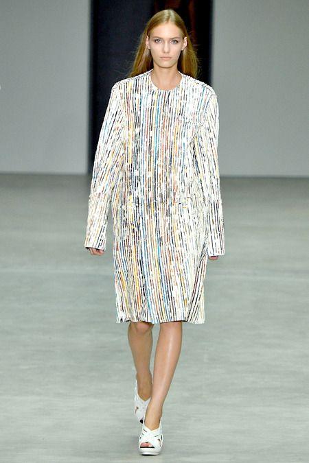 Calvin Klein Collection, Spring / Summer 2014, New York Fashion Week