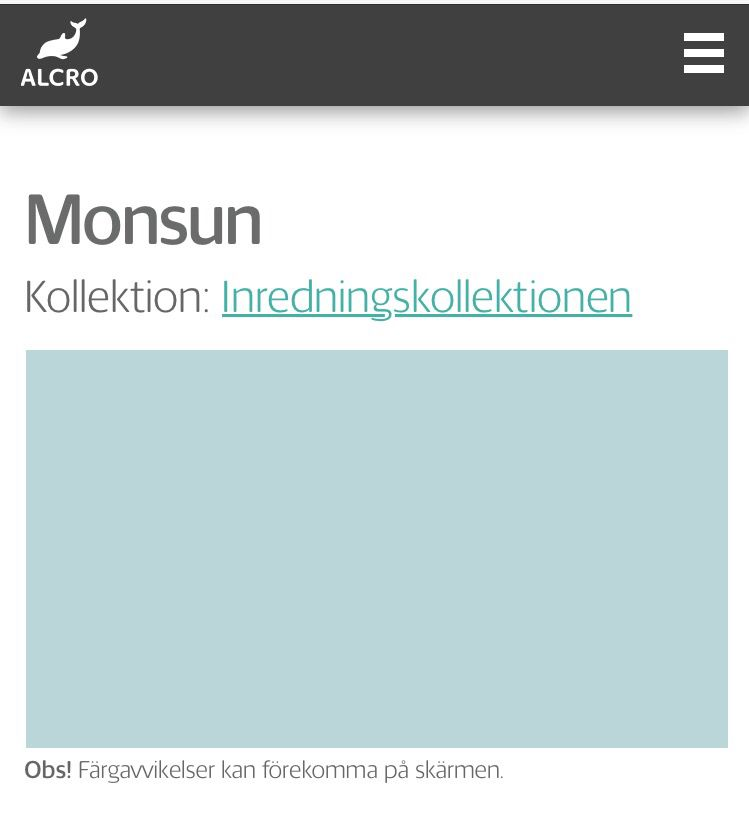 Alcro Monsun