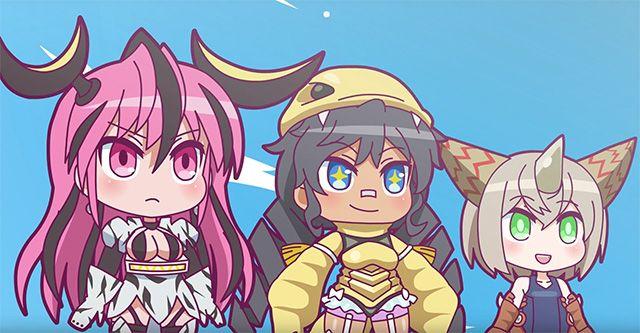 Kaijuu Girls: Ultra Kaijuu Gijinka Keikaku 2nd Season 9