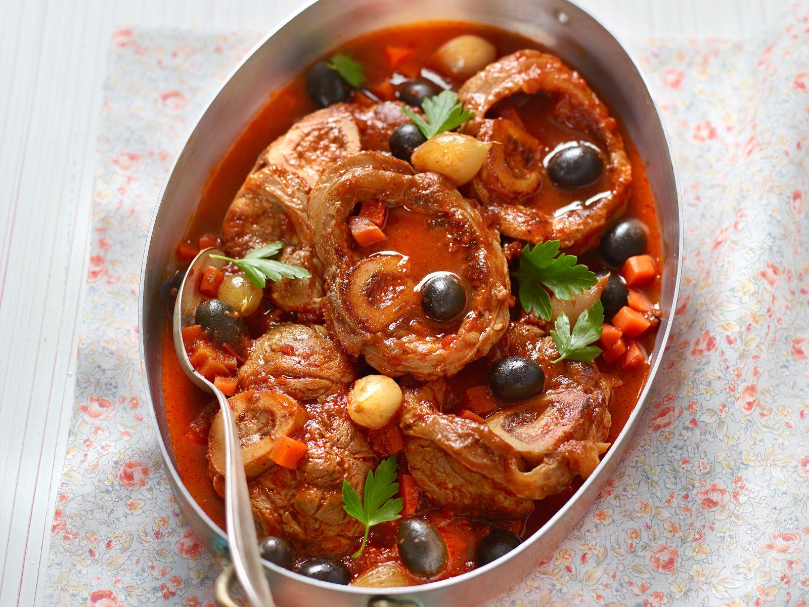 Découvrez la recette Recette Thermomix osso,bucco sur cuisineactuelle.fr.