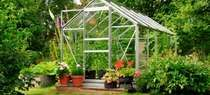 There are a lot of different benefits to using greenhouse plastic for building your own greenhouse.