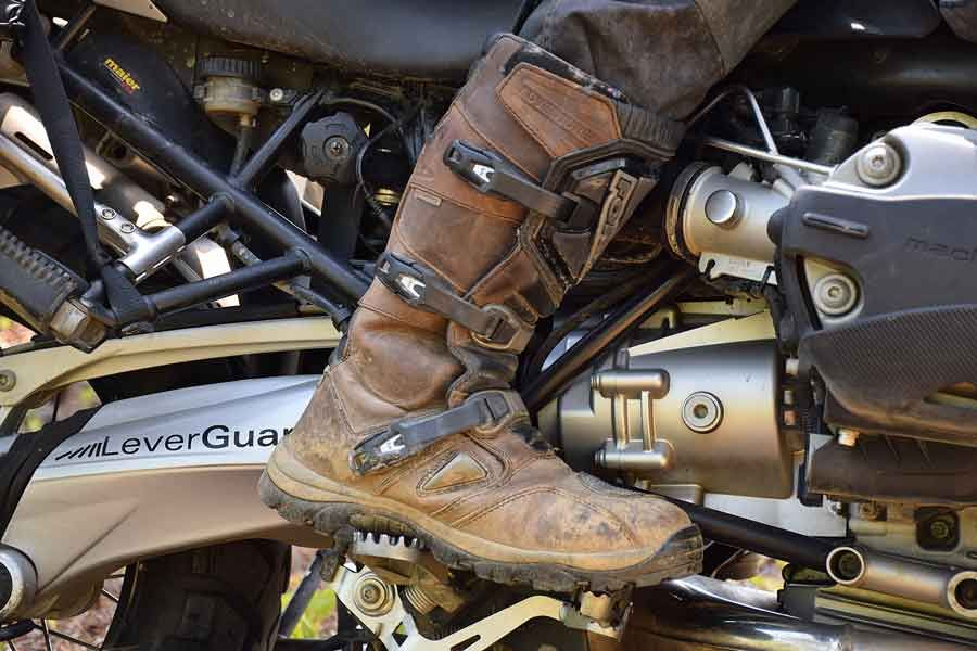 Adventure Motorcycle Review Forma Adventure Boots