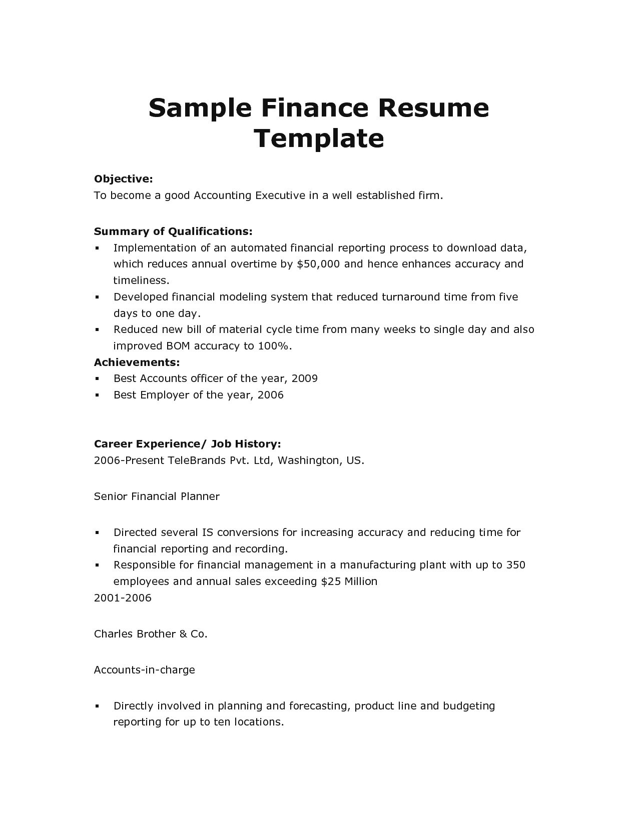 Resume Template Basic Templates Cover Letter For Simple Word