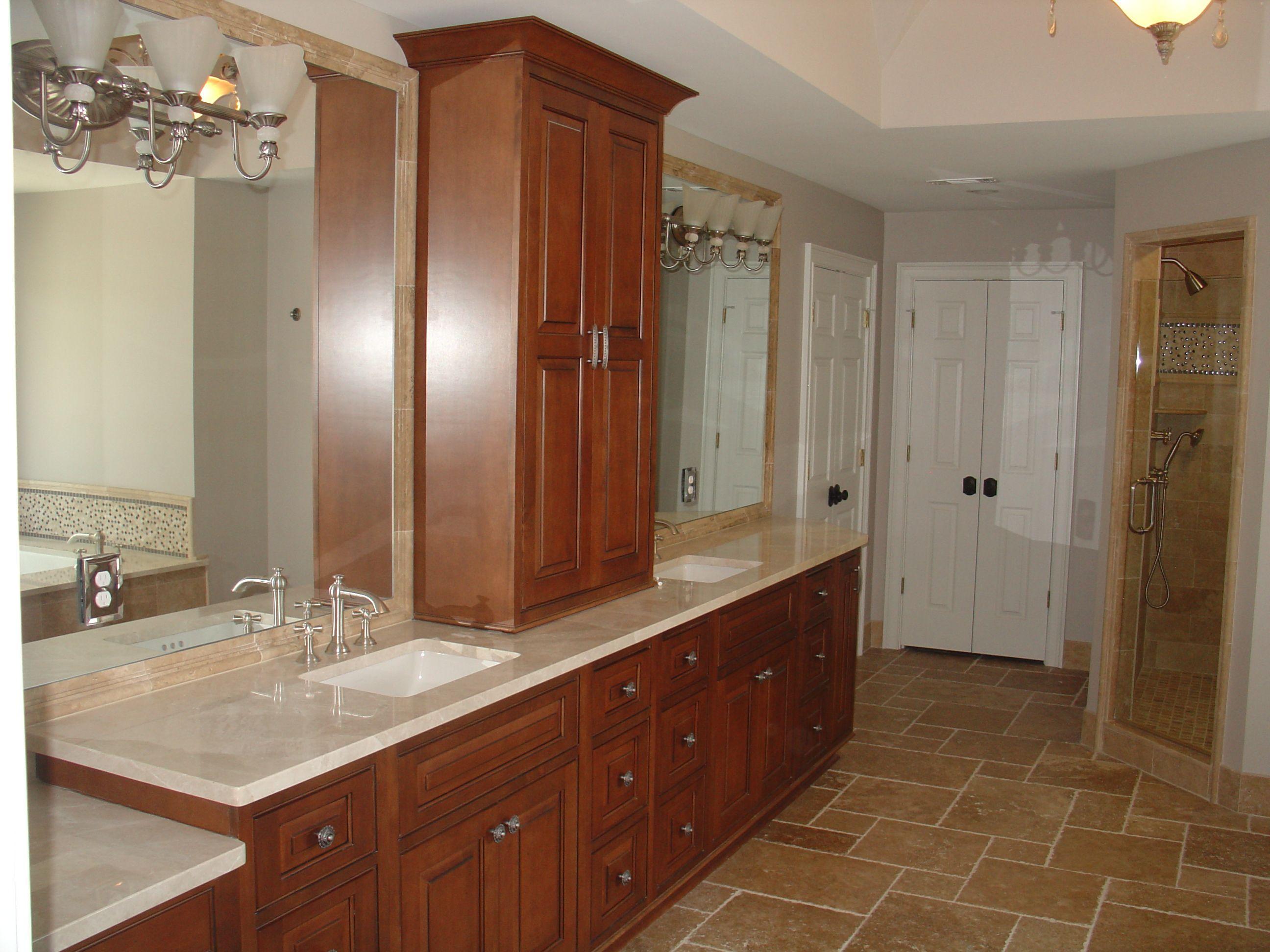 Ordinaire Atlanta Bathroom Remodel By Penn Carpentry   #homeimprovement  #generalcontractor