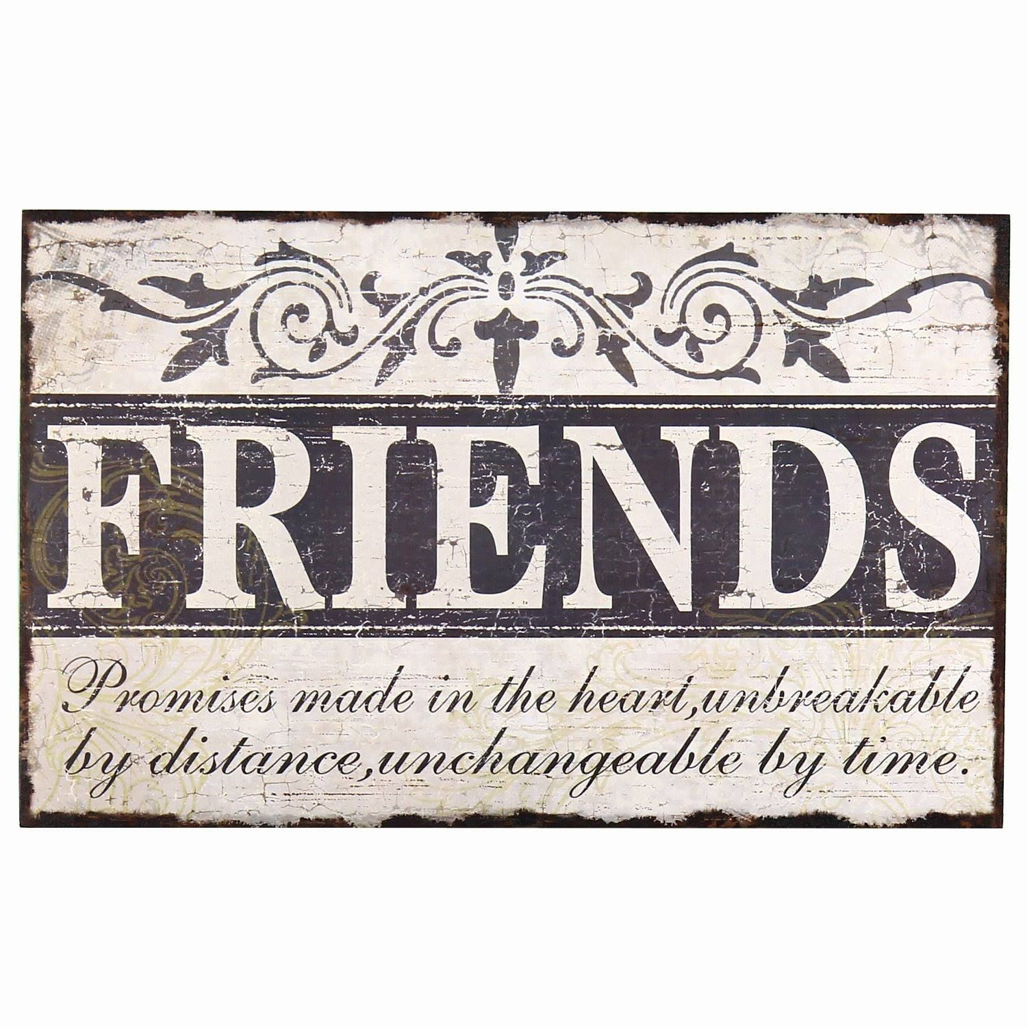 Quote About Distance And Friendship Www.heart2Shine Friends  Promises Made In The Heart