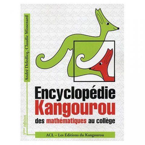 encyclopedie kangourou des mathematiques au college pdf