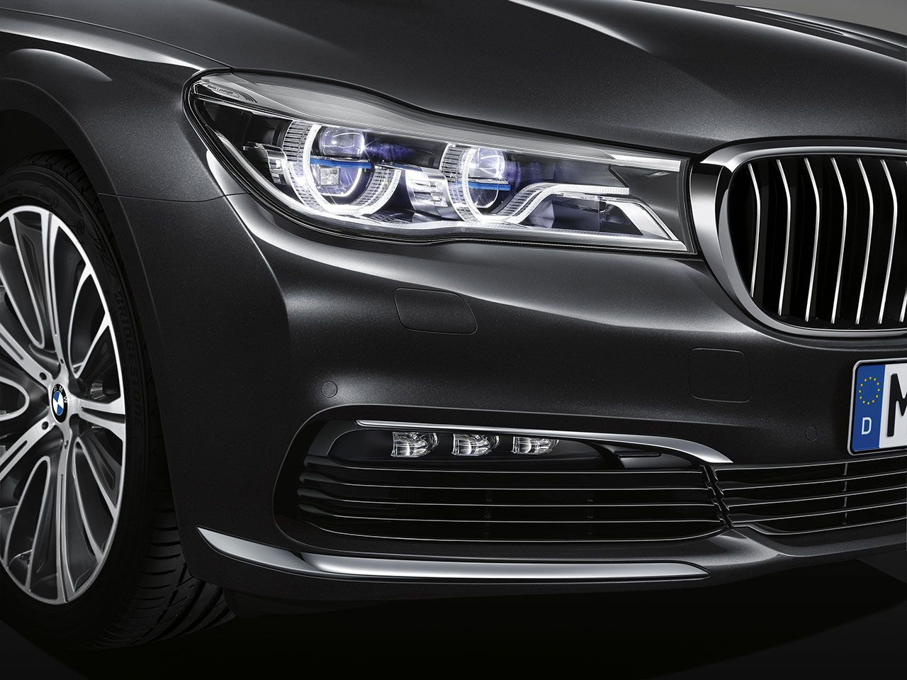 BMW Working to Bring Laser Lights to the US