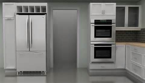 Nice Kitchens With Wall Ovens 7 Ikea Kitchen Cabinet Double Wall