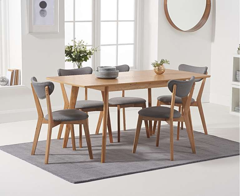 28+ 2 seater oak dining table and chairs Best Seller