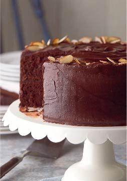 BestEver Chocolate Fudge Layer Cake Extra chocolate and pudding