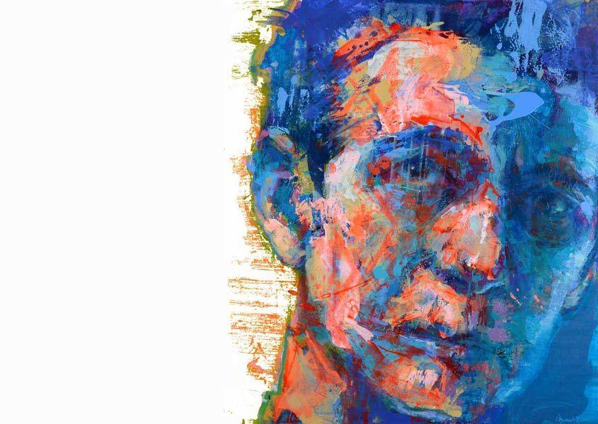 Cristóbal Anwandter | Pintor Contemporáneo Chileno