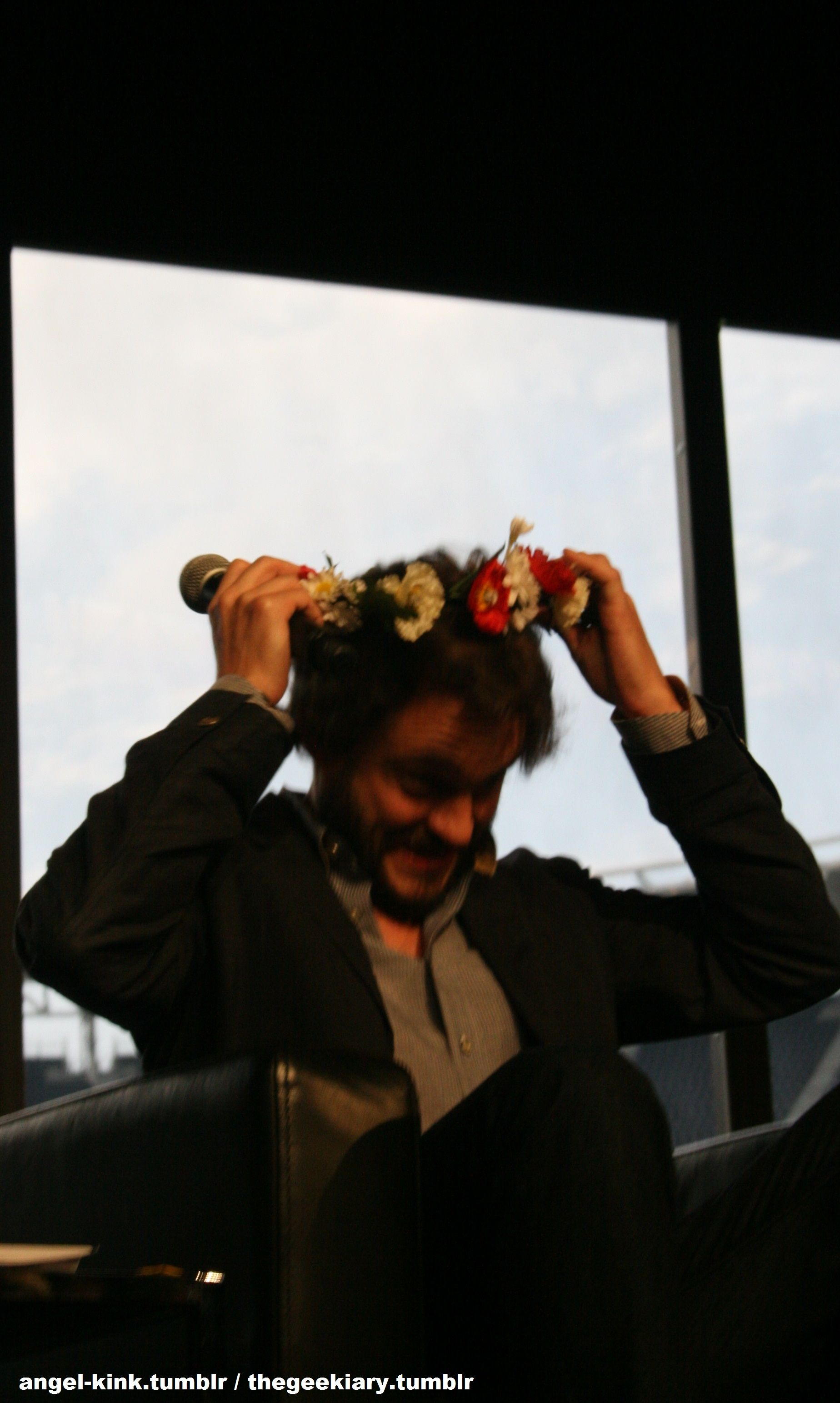 Hannibal Nerd Hq Pannibel Flower Crowns Pinterest