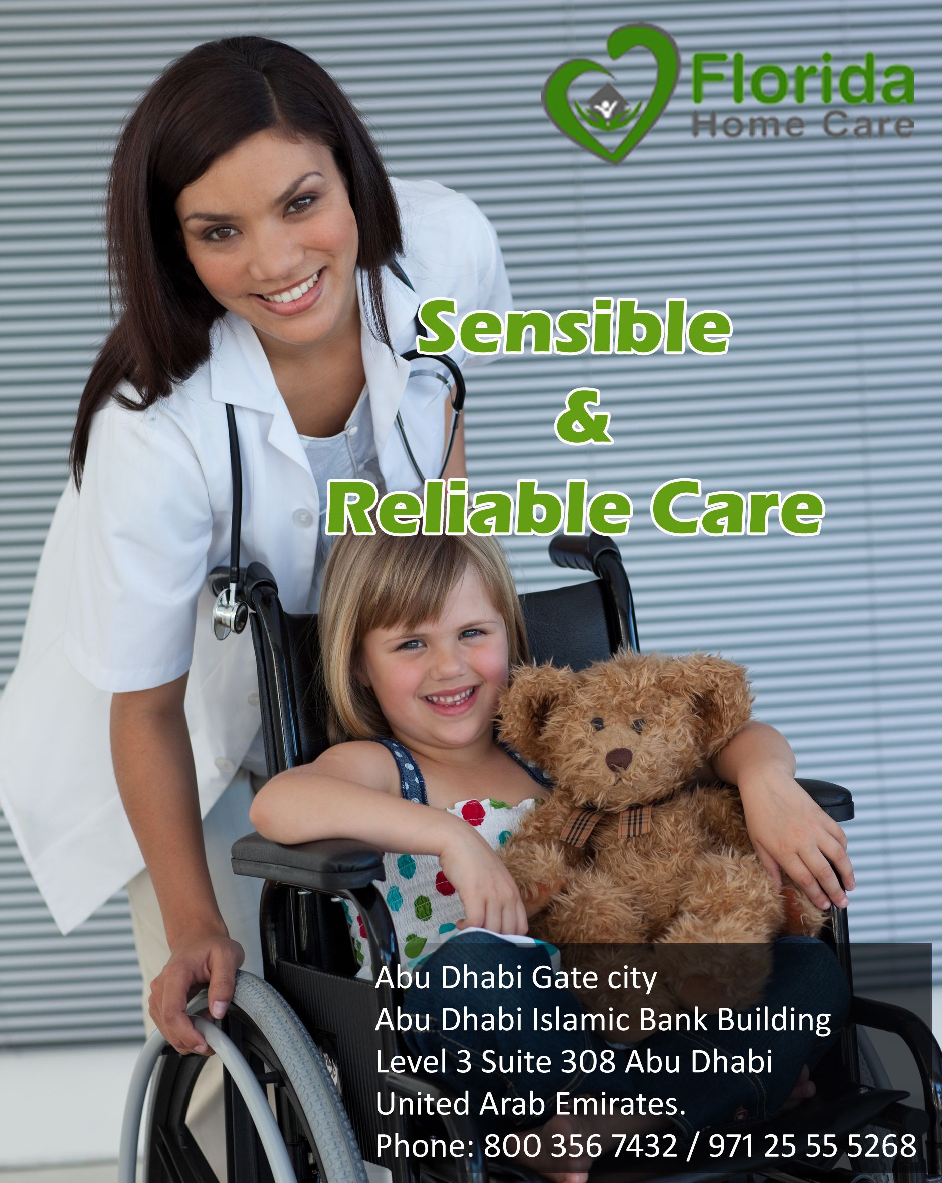 Floridahomecare provides the next generation of childcare
