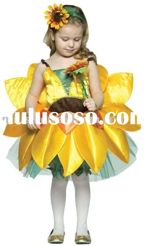 Yellow fancy dress accessories