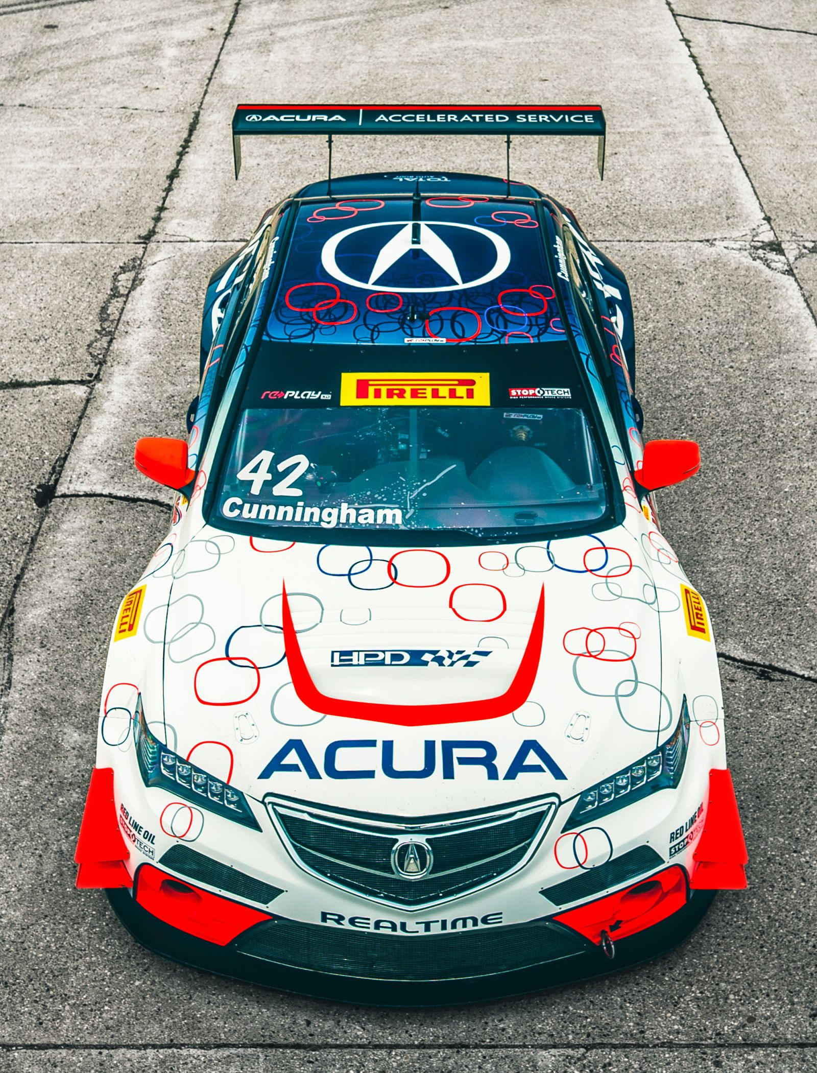 This Acura TLXGT Race Car Has The Guts to Brawl with