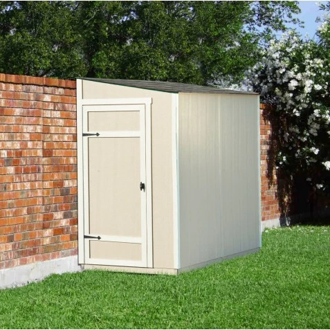 Handy Home Victoria 8x4 Lean To Wood Shed Kit W Floor 19276 0 Lean To Shed Kits Wood Shed Kits Build A Shed Kit