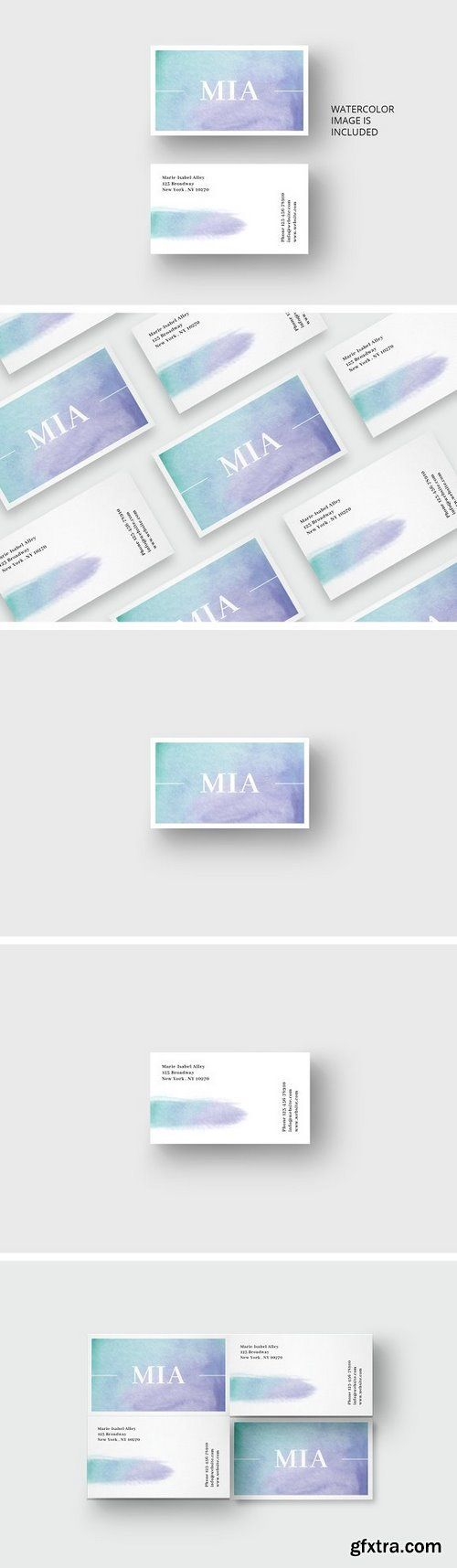 Cm watercolor business card template 1688131 photoshop cm watercolor business card template 1688131 reheart Images