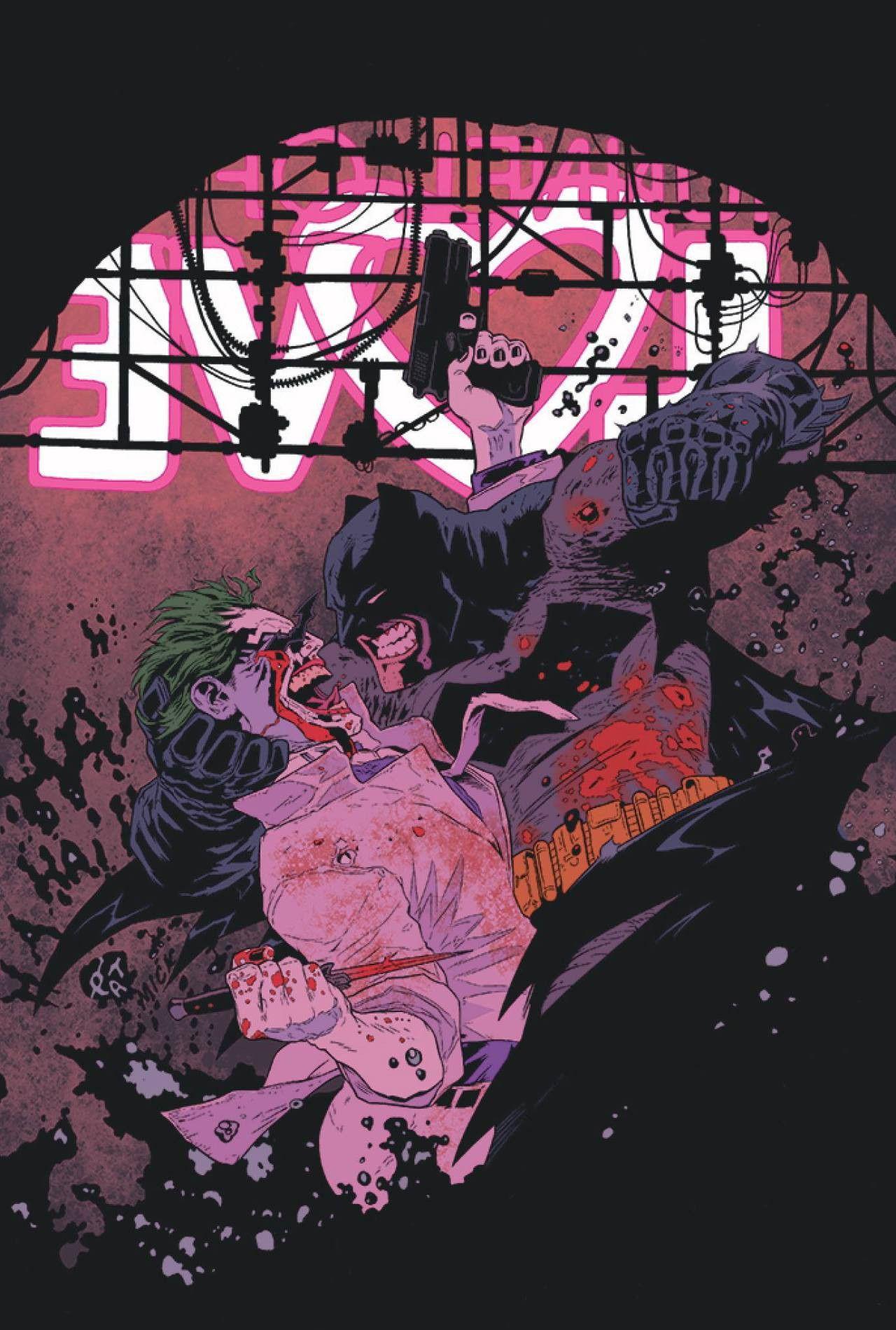 Pin by anthony noneya on dc stuff 2 | Joker comic, Batman ...