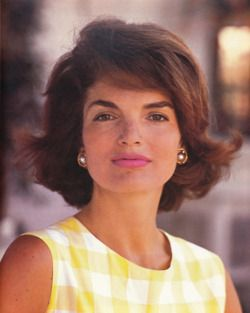 The ultimate icon, Jackie Kennedy.