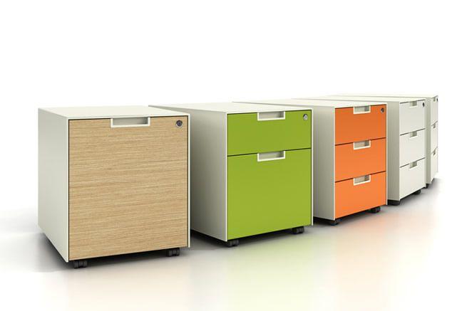 Mobilier maison caisson de bureau home objects