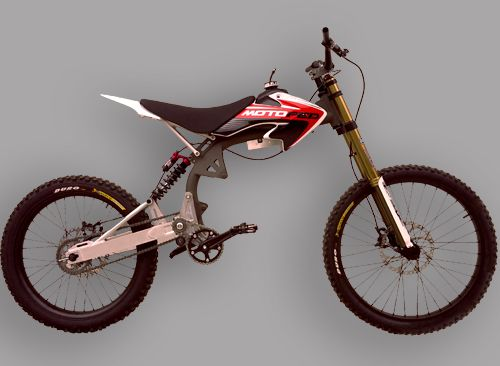 Fullkit Motoped The Motoped Can Use Any Of The Honda Mini Trail 50
