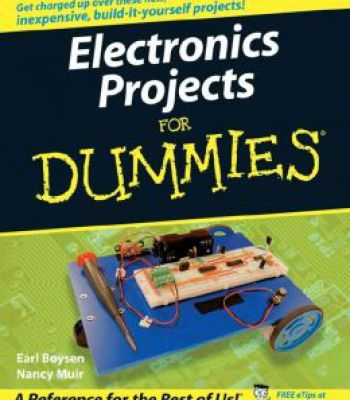 Electronics Projects For Dummies PDF   Engineering and Technology ...