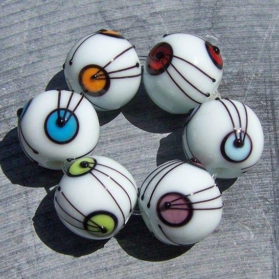 MruMru Handmade Lampwork Beads