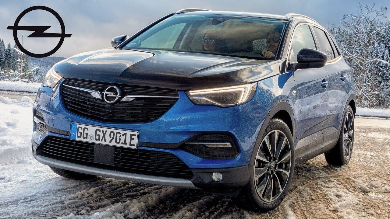 2020 Opel Grandland X Hybrid4 In 2020 Hybrid Crossover Opel Crossover Cars