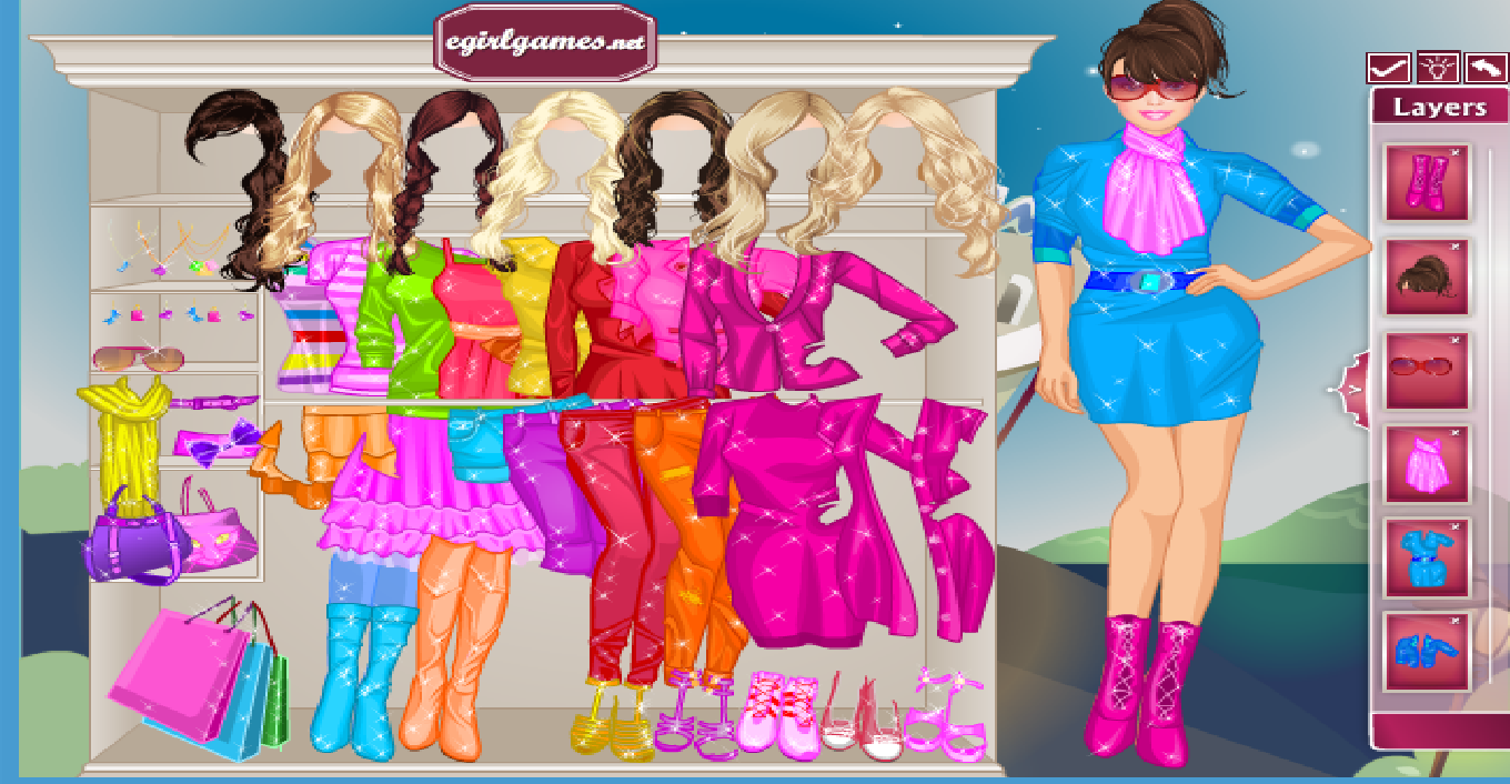 Barbie wedding dress up games didi games