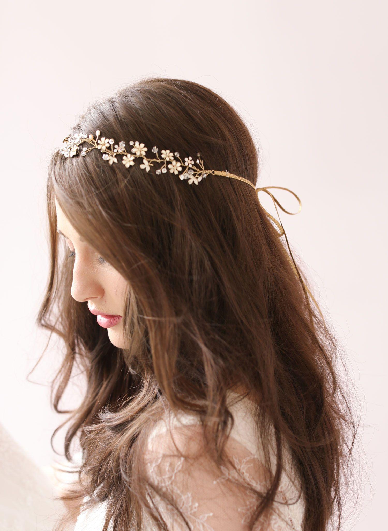 Br Bridal Headpieces Twigs And Honey - Headpieces