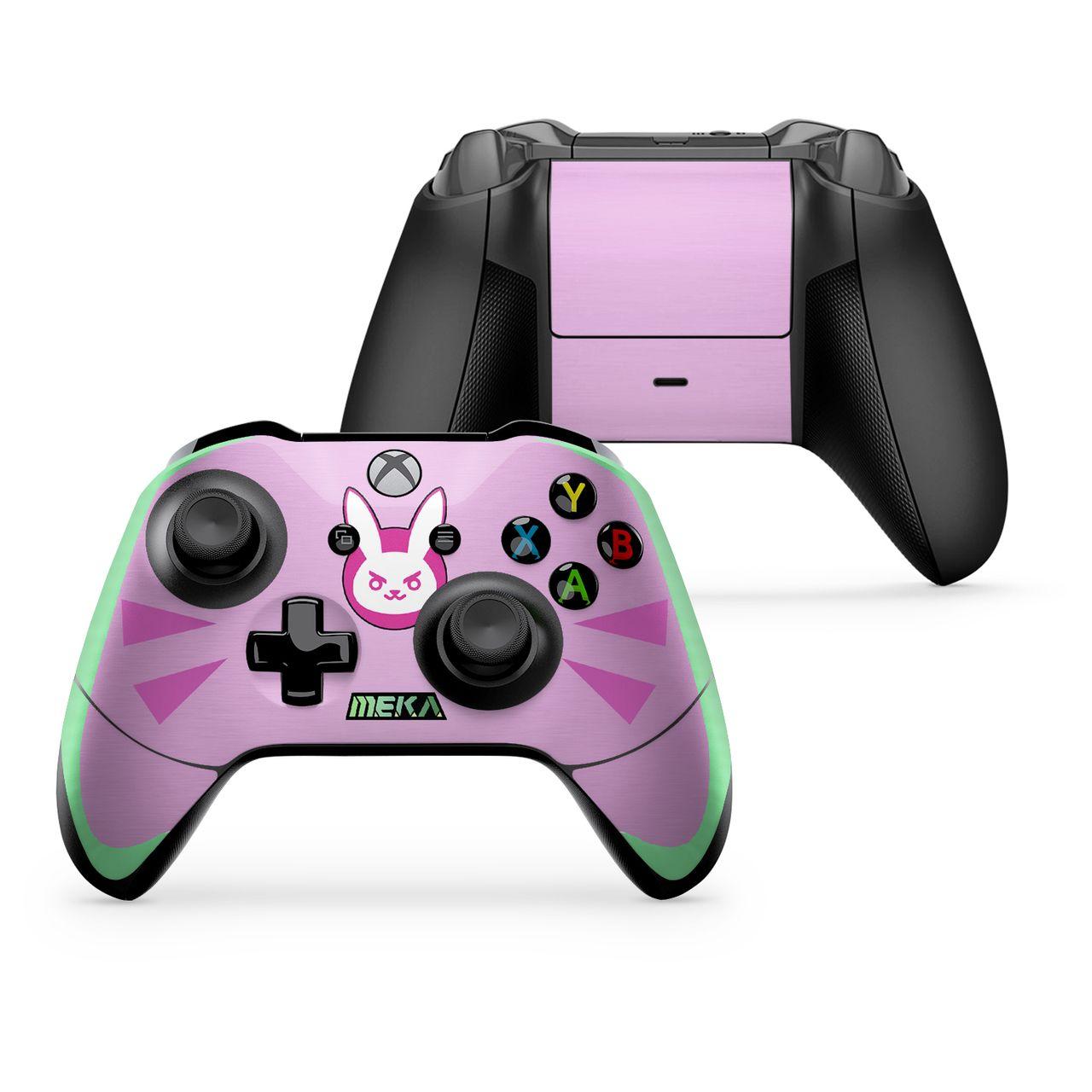 D Va Pink Xbox One X Controller Skin Xbox One Xbox One Skin Xbox