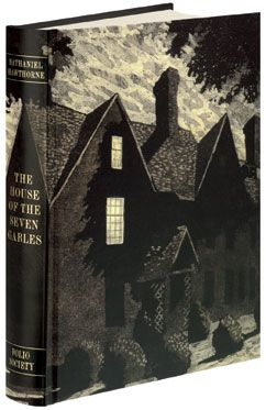 Folio society edition of nathaniel hawthornes house of the seven folio society edition of nathaniel hawthornes house of the seven gables fandeluxe Gallery