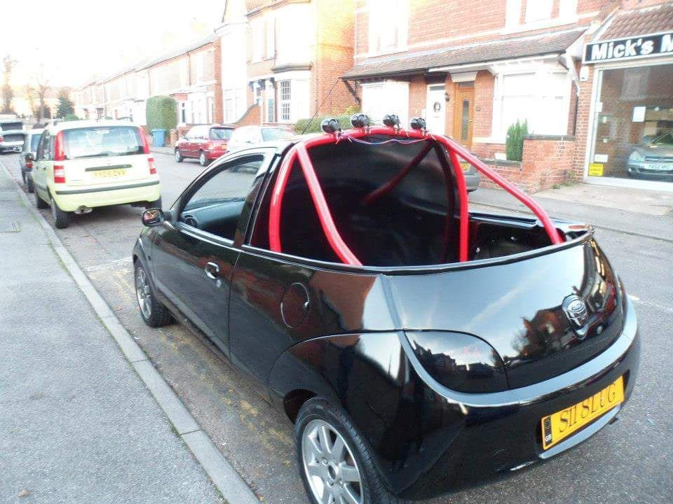 Ford Ka Pick Up Modified Ideal For Advertising Now Sold Now