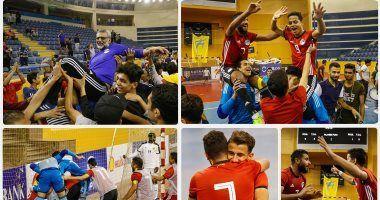 تعديل موعد مباراة مصر وروسيا فى الصالات بسبب الأرجنتين والبرازيل