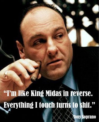 Tony Soprano Tony Soprano Actores Masculinos Series De Tv
