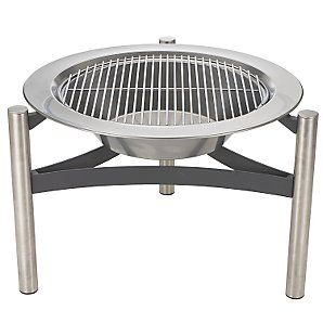 John Lewis Page Not Found Stainless Steel Fire Pit Outdoor Furniture Home