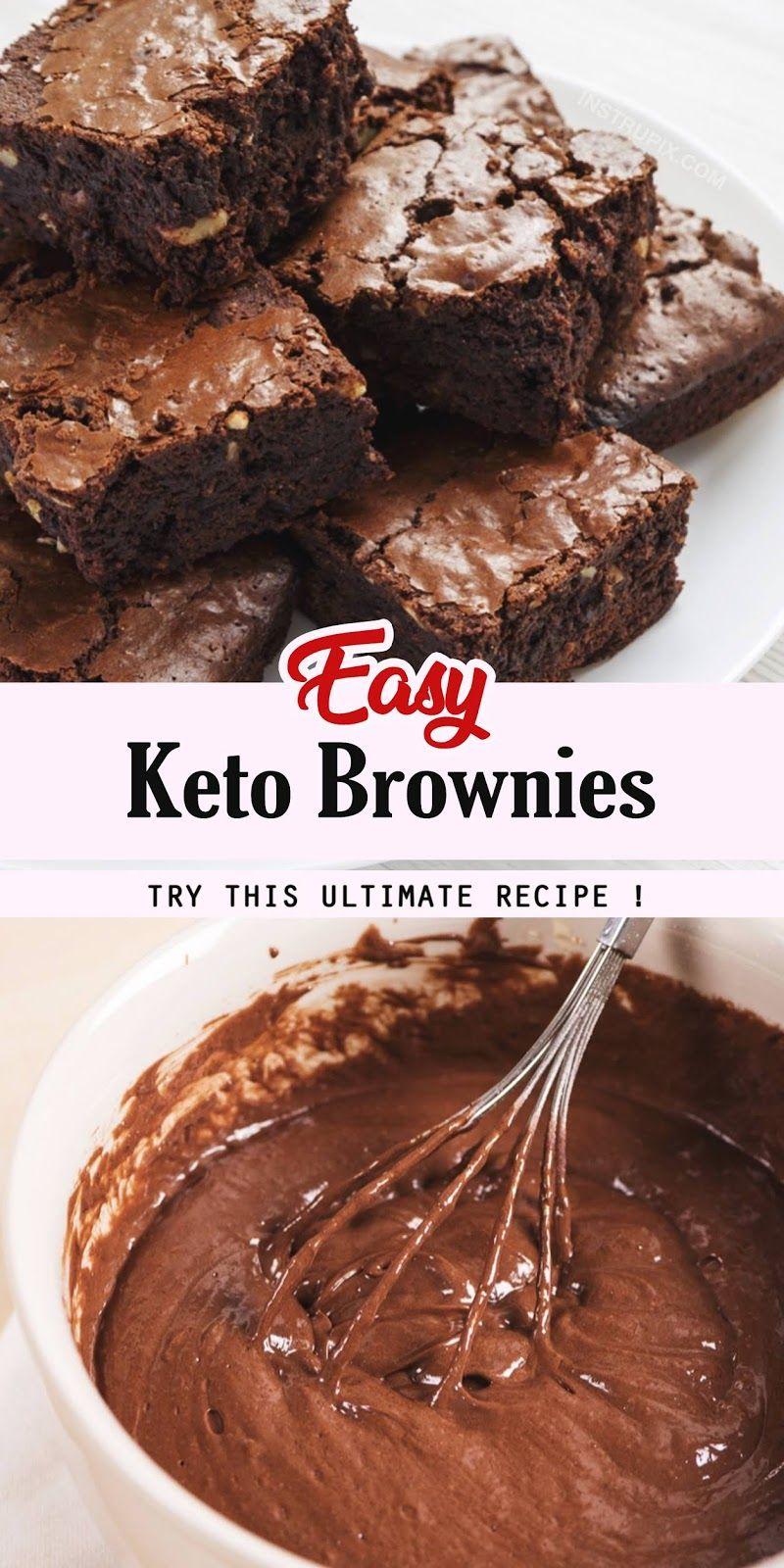 Easy Keto Brownies
